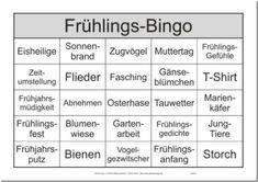 Bingo Spielanleitung Senioren