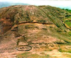 Fuerte de Samaipata in Bolivia