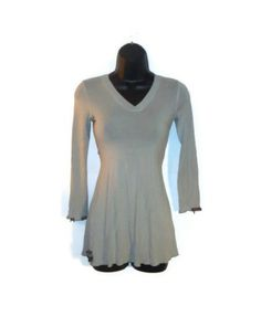 Long Sleeved Slate Gray Military Inspired by AccursedDelights, $20.00