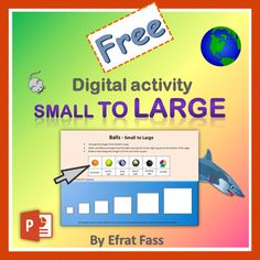 Free digital activity in PowerPoint about measurement for lower Primary school.   The subject activity is Types of Balls.  - Paperless! - The activity is in design mode in PowerPoint.! - Great for Homeschooling! - Holidays and end of year. - Enrichment activity.