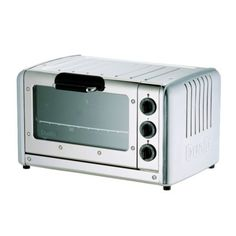 mini oven for dream kitchen instead of large oven (why do we need a huge oven?)