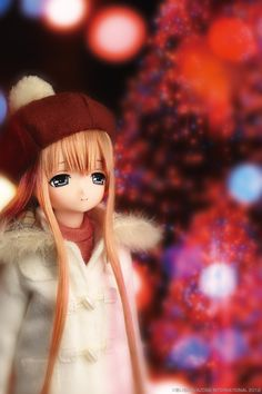 Mia Winter vacation by Azone International, 2012.