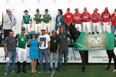 United States Polo Association. Trophy photo © David Lominska/International Polo Club. #elite Equestrian elite equestrian magazine