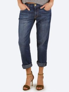 Current/Elliot | Boyfriend Jeans. 206.00