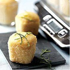 Cupcakes au yaourt et glaçage au citron- Recette de cuisine - Seb