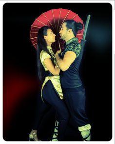 youtube: Buddha Kizomba Let Asia Move Your Kizomba! Mac & Nia - KIZOMBA POWER  #kzbpwr #kizombapower #dance #kizomba #zouk #semba #tarraxinha #lovekizomba #kizombalovers #dancerslife #love #china #japan #terracotawarriors #umbrella #geisha #samurai