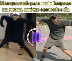 New memes en espanol bts suga Ideas Bts Suga, Bts Taehyung, Bts Memes, Foto Bts, Funny Questions, Cartoon Jokes, Memes Funny Faces, Facebook Humor, Relationship Memes