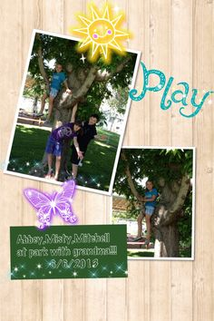 Play day with grandma!!!!