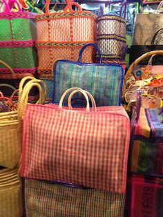 Craft Bags, Laos, Basket Bag, Best Bags, Summer Bags, Casual Bags, Baskets, Louis Vuitton Speedy Bag, Textiles