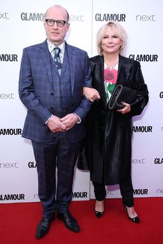 Ade Edmondson and Jennifer Saunders Ade Edmondson, Jennifer Saunders, All Things Fabulous, Ab Fab, British Comedy, Young Ones, Absolutely Fabulous, Golden Girls, Classic Tv