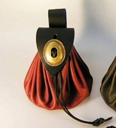 Concho can go away but the rest is good. Medieval Costume, Belt Pouch, Cloth Bags, Cufflinks, Coin Purse, Rest, Socks, Costumes, Purses