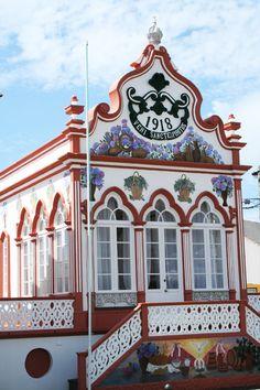Terceira, Açores - Império de S. Sebastião