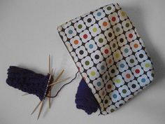 how to sew a placemat zipper pouch with only four seams