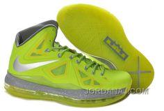 http://www.jordanaj.com/854215647-nike-lebron-10-green-shoes.html 854-215647 NIKE LEBRON 10 GREEN SHOES Only $84.00 , Free Shipping!
