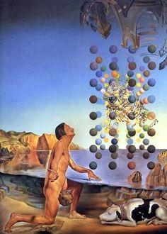 Salvador Dalí | Tutt'Art@ | Pittura * Scultura * Poesia * Musica |