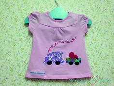 Camiseta María tren del amor