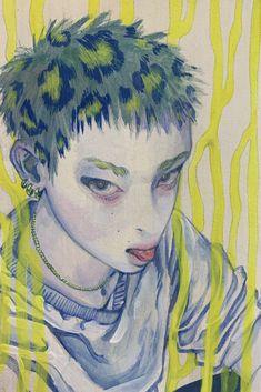 Sketchbook Inspiration, Art Sketchbook, Personajes Monster High, Dope Art, Art Reference Poses, Pretty Art, Music Artwork, Aesthetic Art, Japanese Art