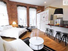 Small Apartment Studio Decorating Ideas (28)