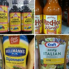 Enhance Your Meal with Condiments! | Metabolic Research Center