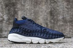"newest 782f0 2f353 Nike Air Footscape Woven Chukka SE ""Obsidian Denimâ"