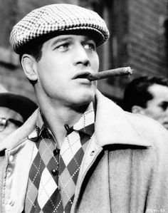 Paul Newman // Rocky Graziano 'Somebody Up There Likes Me' (1956)