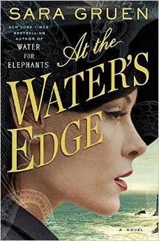 Check out my review of the new release by Sara Gruen, author of Water for Elephants. This one is At the Water's Edge, due for release before the end of March. Go to http://fayeswordbasket.blogspot.com/ to see what I think.