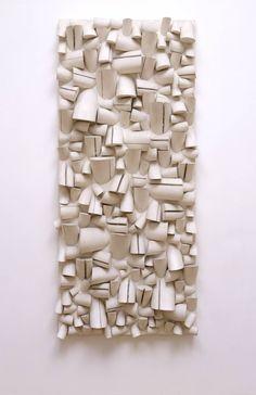 Sergio de Camargo, Large Split Relief No.34/4/74 1964-5