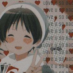Anime Love Couple, Cute Anime Couples, Aesthetic Images, Aesthetic Anime, Matching Profile Pictures, Cute Cartoon Wallpapers, Haikyuu Anime, Wattpad, Kawaii Anime