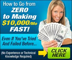 catch your chance make money online : How To Go From Zero To $10.000 Easy and Fast?