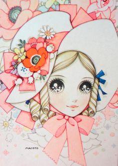 Manga Drawing, Manga Art, Manga Anime, Anime Art, History Of Manga, Emoji Love, Coloring Book Art, Manga Illustration, Kawaii