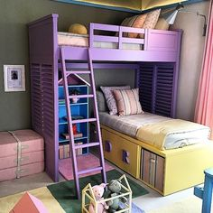 Móveis Coloridos Quarto Infantil