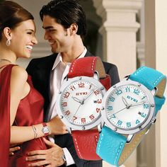 Leather Free Shipping Best Offer  Vogue High 24 Hours Dispatch Free Shipping 35PC/LOT Watch 8561 on AliExpress.com. $273.62