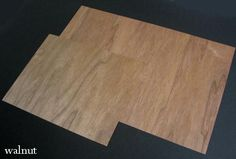 Paperwood (Wood Veneer) - Hiromi Paper, Inc.