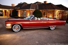 1966 Eldorado Convertible