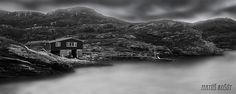 Fishery at the edge of the world (North Norway) Norway, Cabin, House Styles, World, Home, Decor, Decoration, Cabins, Ad Home