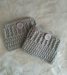 Check out this item in my Etsy shop https://www.etsy.com/listing/507029265/light-grey-crochet-boot-cuffs-womens