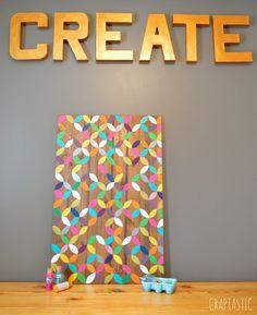 CRAPTASTIC: CREATE - Inspired Art!
