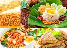 Top street foods of Malaysia