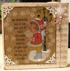 Bissen buduaari: Joululaulu