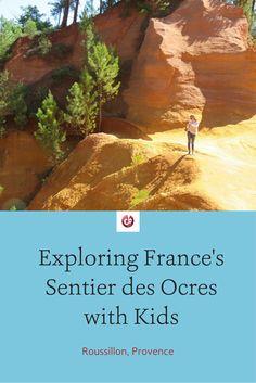 Why Visit Le Sentier des Ocres in Roussillon, Provence