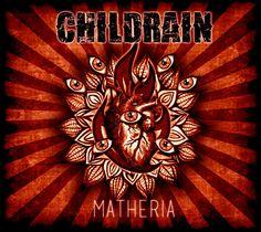 """Desde el viernes ya está disponible """"Matheria"""" el nuevo disco de CHILDRAIN, toda la info en www,rockllejeros.com"""