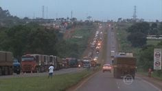 Caminhoneiros seguem com bloqueios em rodovias em 6 estados   Gavião da Paraíba