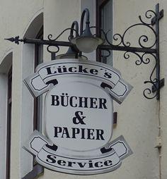 Hessisch Oldendorf - Langstrasze 45 - Lücke's Bücher & Papier