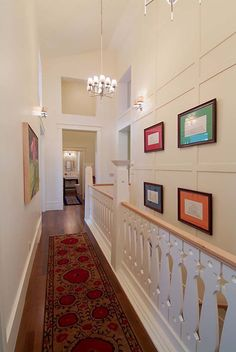 Utah Architect Hyrum McKay Bates designs extraordinary homes for extraordinary living. Stair Railing, Stairs, Railings, Cape Cod Cottage, Silo House, Entry Hallway, Modern Traditional, Wall Treatments, Scandinavian Style