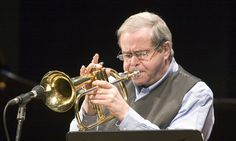 18.9.14. Kenny Wheeler. Jazz Trumpeter.