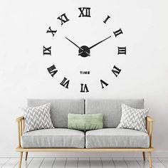 Sehr schön Küche, Haushalt & Wohnen, Möbel & Wohnaccessoires, Wohnaccessoires & Deko, Uhren & Wecker, Wanduhren Led Wall Clock, Diy Clock, Wall Clocks, Tin Signs, Wall Signs, Back To Home, Restaurant, Metal Tins, Modern