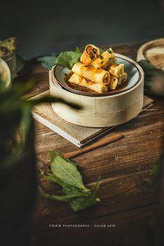 Tapas, Dark Food Photography, China Food, Cafe Food, Food Design, Food Presentation, Food Plating, Food Styling, Asian Recipes