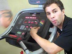 Beginner Interval Training on a Treadmill - YouTube