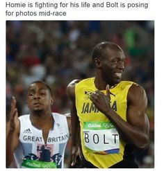 Might as well just hand him the gold medal.   http://ift.tt/2aNb1mp via /r/funny http://ift.tt/2bh4JfC  funny pictures