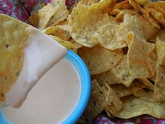Homemade Nacho Cheese Sauce (without Velvetta)  |   The Sisters Cafe